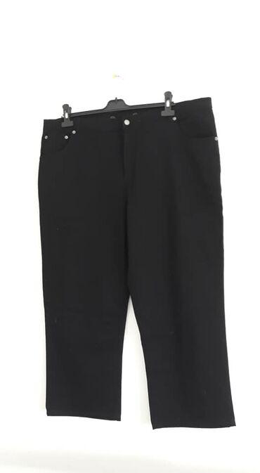Pantalone bpc - Srbija: Pantalone 3/4 BPC 54 cena 900***pamuk elastinsirina pojasa 56-60
