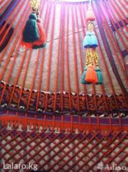 (юрта) кыргыз боз үй сатабыз же автоунаага алмашабыз. 85баш 6 канат жа в Кок-Ой