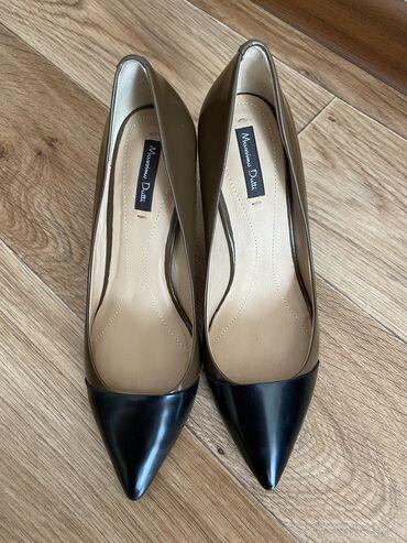 36 размер в Кыргызстан: Туфли женские 36 размер Massimo Dutti новыеInsta