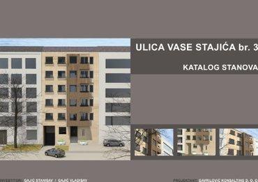 Banovo brdo - hipodrom ( vase stajića 3 ) prodaja luksuznih stanova - Beograd