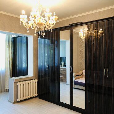 Продажа квартир - Дизайнерский ремонт - Бишкек: 105 серия, 3 комнаты, 70 кв. м Бронированные двери, Дизайнерский ремонт, Евроремонт