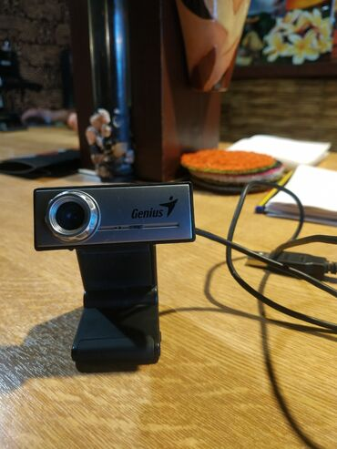 веб камеры x lswab в Кыргызстан: Продаю вебкамеру, от компании Genius. Хорошего качества, пользовался