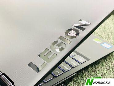 Lenovo в Кыргызстан: Игровой Ноутбук-Lenovo Legion-модель-legion Y530-15ICH-процессор-core