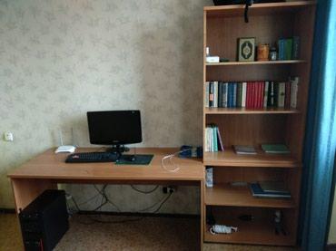 Продаю офисный стол и три шкафа (Россия) в Бишкек