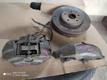 сковородки из японии в Кыргызстан: Продам суппорта и тормозные диски от Тойоты цельсиор Лексус ls430, 4х