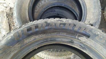 """Продаю Шины """"ULTRAGRIP 8"""" Зимние Размер 215/65R16 Комплект 4 колеса. Е"""
