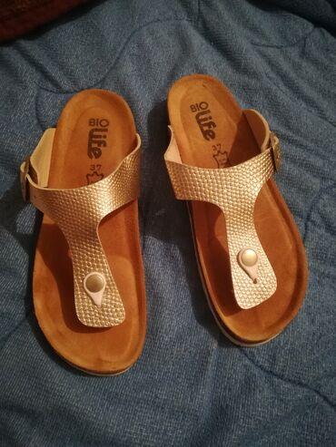 Predobre papuče Stanje perfektno, kao novo Leather