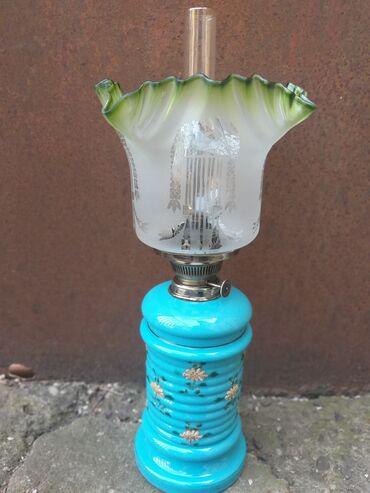 İncəsənət və kolleksiyalar - Azərbaycan: Qedim lampa noyut Lampasi ideal veziyetde 1900 illerin