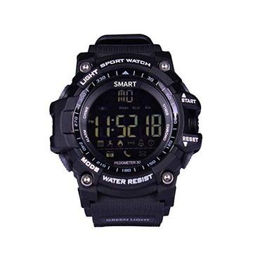 Sport smart watch ex16 – умные спортивные часыстекло часов изготовлено