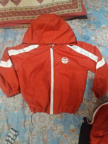 Куртки - Кок-Ой: Куртки на 7 и 11 лет я купила своим детям они им большие новые отдам