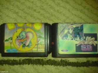 Bakı şəhərində Sega ucun kasetler satiram en maraqli ve tapilmayan oyunlardi ,taito,- şəkil 2