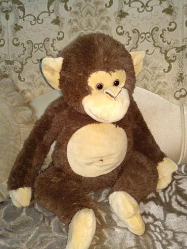 Продам обезьянку в отличном состоянии. Высота 35 см, можно на подарок