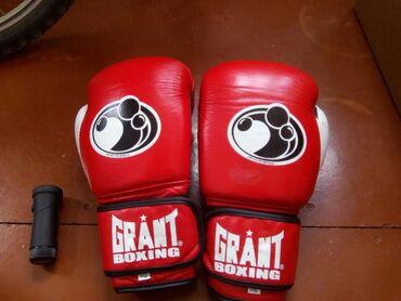 Перчатки в Кыргызстан: Продаю перчатки топовые. фирма grand boxing сделанные в мексике почти