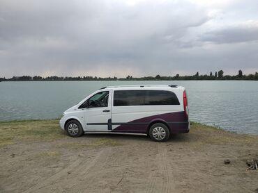 срочно продаю машину бишкек в Кыргызстан: Mercedes-Benz Vito 2.2 л. 2008