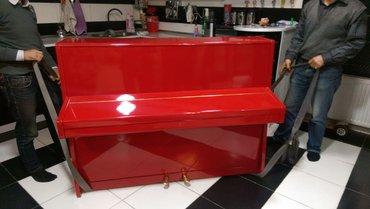 Bakı şəhərində Geyer piano - Almaniya istehsalı. çatdırılma-köklenme pulsuzdur - 5