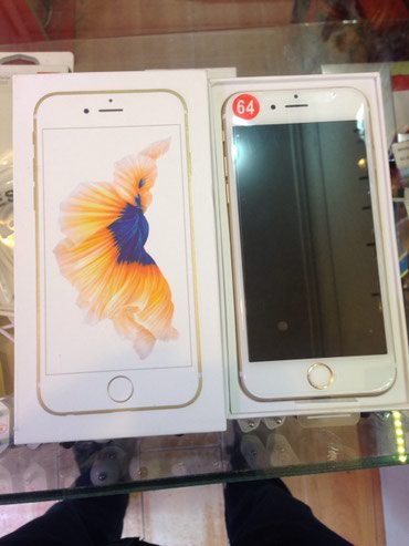 apple 6s - Azərbaycan: Iphone 6S teze