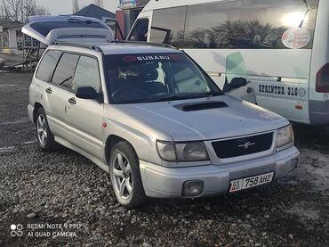 субару ланкастер в Кыргызстан: Subaru Forester 2 л. 1998 | 123 км