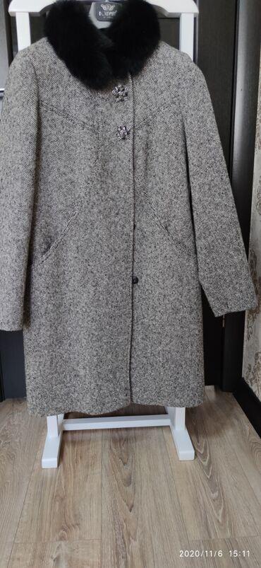 Продаю зимнее пальто, производство Турция. Воротник из натурального