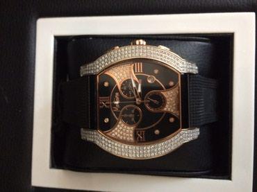 Мужские Золотые Классические Наручные часы Swiss Eagle в Бишкек