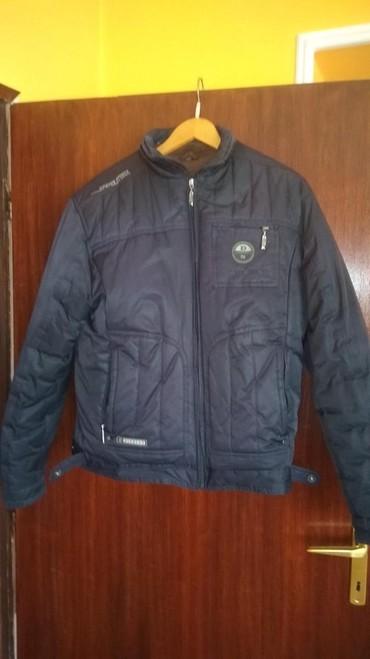 Muska jakna,kao nova,mala ja zato se prodaje - Batocina