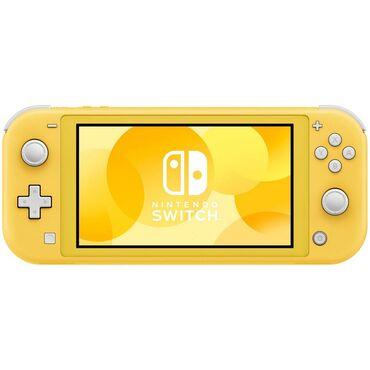 Nintendo Switch LiteНе расставайтесь с любимыми играми, где бы вы ни