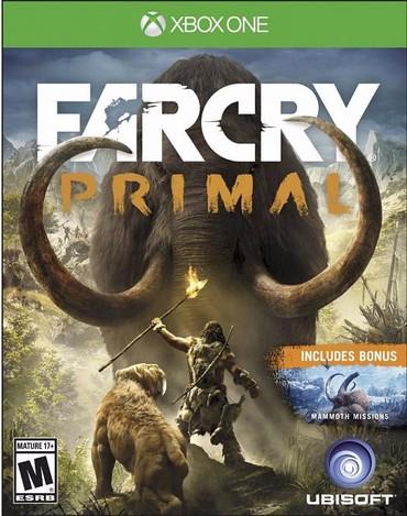 Xbox One Azərbaycanda: Xbox One (Far Cry Primal. Special Edition)Məhsul kodu: Müştərilər