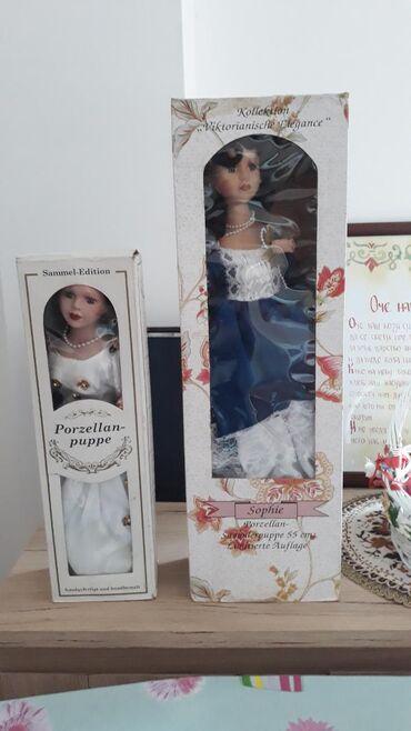Na prodaju dve Keramicke (Nemacke lutke) mala 50 € velika 150 €