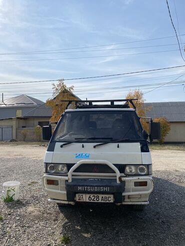 дизель кж авто in Кыргызстан | АВТОЗАПЧАСТИ: Mitsubishi Delica 2.8 л. 1993 | 240000 км