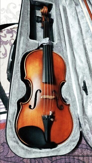 Скрипки - Кыргызстан: Скрипка  1\4 Состояние отличное  Цена окончательно