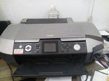 Продаю цветной струйный принтер epson r340 в Бишкек