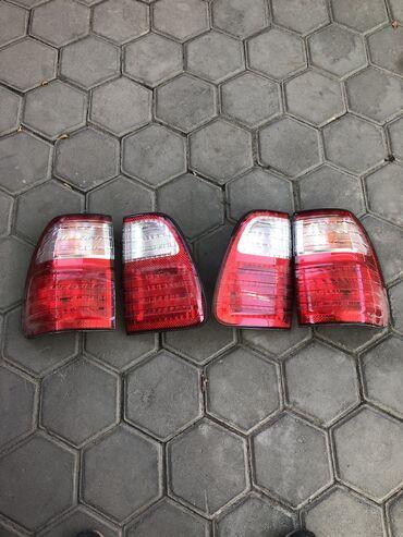 Транспорт - Баетов: Продаю комплект задних фар на Lexus LX470 Оригинал!!!