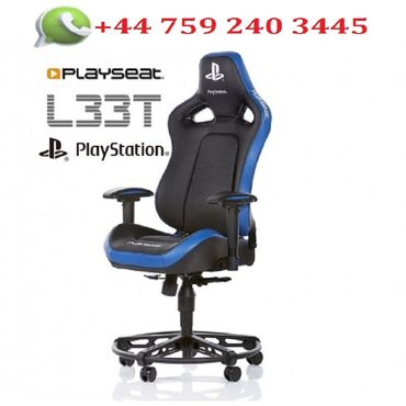 PlaySeat L33T for PlaystionCompatible with Playstation2®