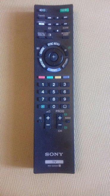 SONY smart televizor pultu oriqinalı vatçap var - Bakı