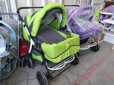 Продаю коляску для двойни в Бишкек