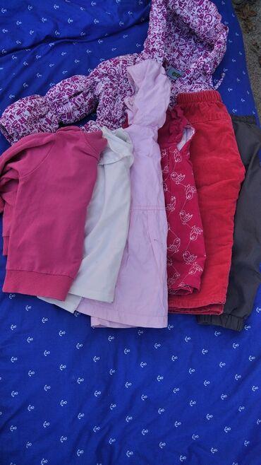 Вещи в хорошем состоянии все вместе 400сом куртки теплые штанишки