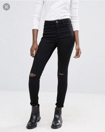 женские джинсы 26 размер в Кыргызстан: Джинсы скинни новые 26 размер