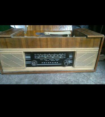 radio antik - Azərbaycan: Antik radio.rekord 55 .dekor ve dizayn kimi satilir