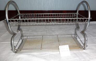 Сушилка для посуды б/у размер длина 55 см, высота 35см, ширина 25см