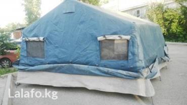 10 местная палатка, сдается посуточно, на длительный срок цена зависит в Бишкек