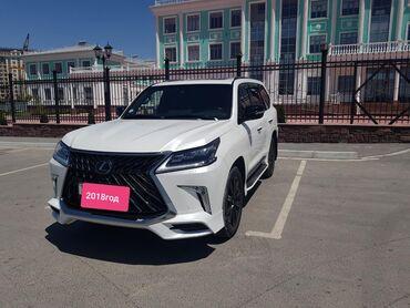 Lexus LX 5.7 л. 2018 | 47000 км