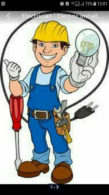 Электрик | Установка стиральных машин, Демонтаж электроприборов, Монтаж видеонаблюдения | Больше 6 лет опыта