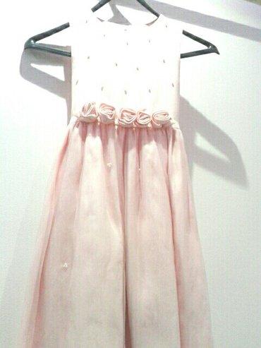 продается нарядное платье для девочек 4-5 .Очень хорошего качества, в  в Бишкек
