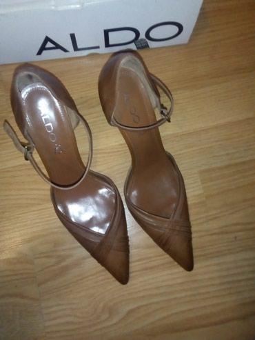 Cipele ALDO BR 41 NOVE, stojale u izlogu, samo su probane... Inace - Batajnica