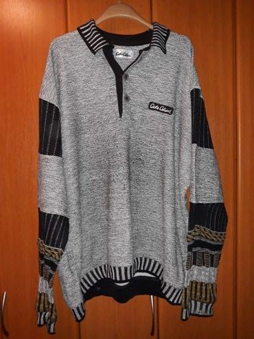 Carlo Colucci original džemper poznatog brenda Veličina XL - Belgrade