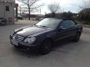 Mercedes-Benz CLK 200 2006