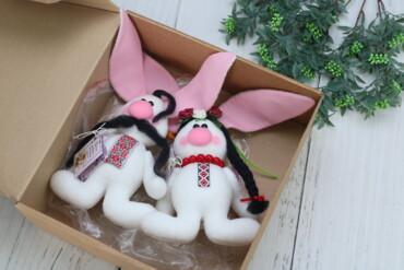 советская мягкая игрушка в Азербайджан: Мягкие игрушки казаки в оригинальной упаковке Состояние: почти как но