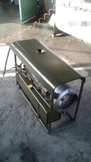 дизель-отопительная установкаОВ-95. в Бишкек