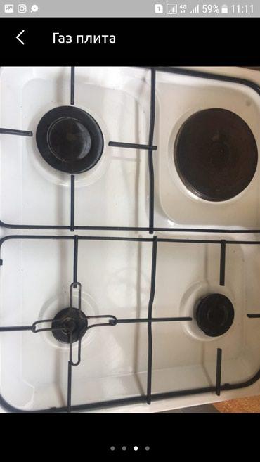 Плиты и варочные поверхности - Кыргызстан: Срочно! продаю газ плиту все работает отлично звоните