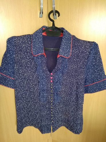 Женская блузка размер 50 цена 500 сом в Бишкек