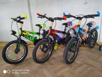 Продаю детский велосипед, удобный, в Бишкек